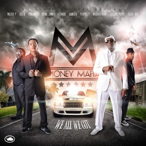 "Master P releases Cover Art for Upcoming Album/Mixtape ""MONEY MAFIA – WE ALL WE GOT"""