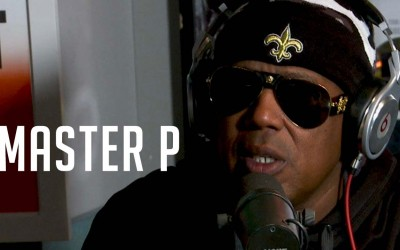 MASTER P INTERVIEW WITH HOT 97 #REAL