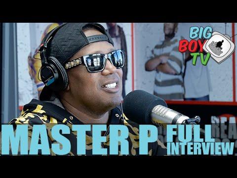 "Master P on Kobe Bryant, ""Family Empire"", And More! (Full Interview) | BigBoyTV"