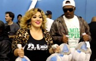 """MASTER P's 17th Annual Turkey """"Feed Our People"""" Event (THANKSGIVING VIDEO)"""