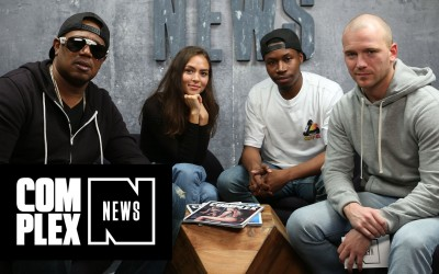 Complex News + Master P – See The Video!