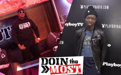 Master P Doin' Tha Most Radio Show, Comedian Michael Blackston Goes In On The Kardashian Family
