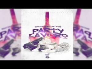 PARTY FAVORS – MASTER P & NO LIMIT BOYS