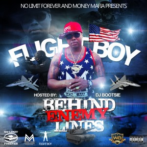 FLIGHTBOY – BEHIND ENEMY LINES MIXTAPE