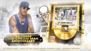 "Master P 20th Anniversary ""Ice Cream Man"" Album – April 16th 2016 (VIDEOS)"