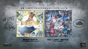 New Albums From MASTER P & NO LIMIT BOYS