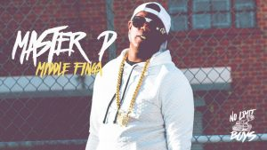 "Master P releases Video Teaser to his new Hit Single ""Middle Finga"""