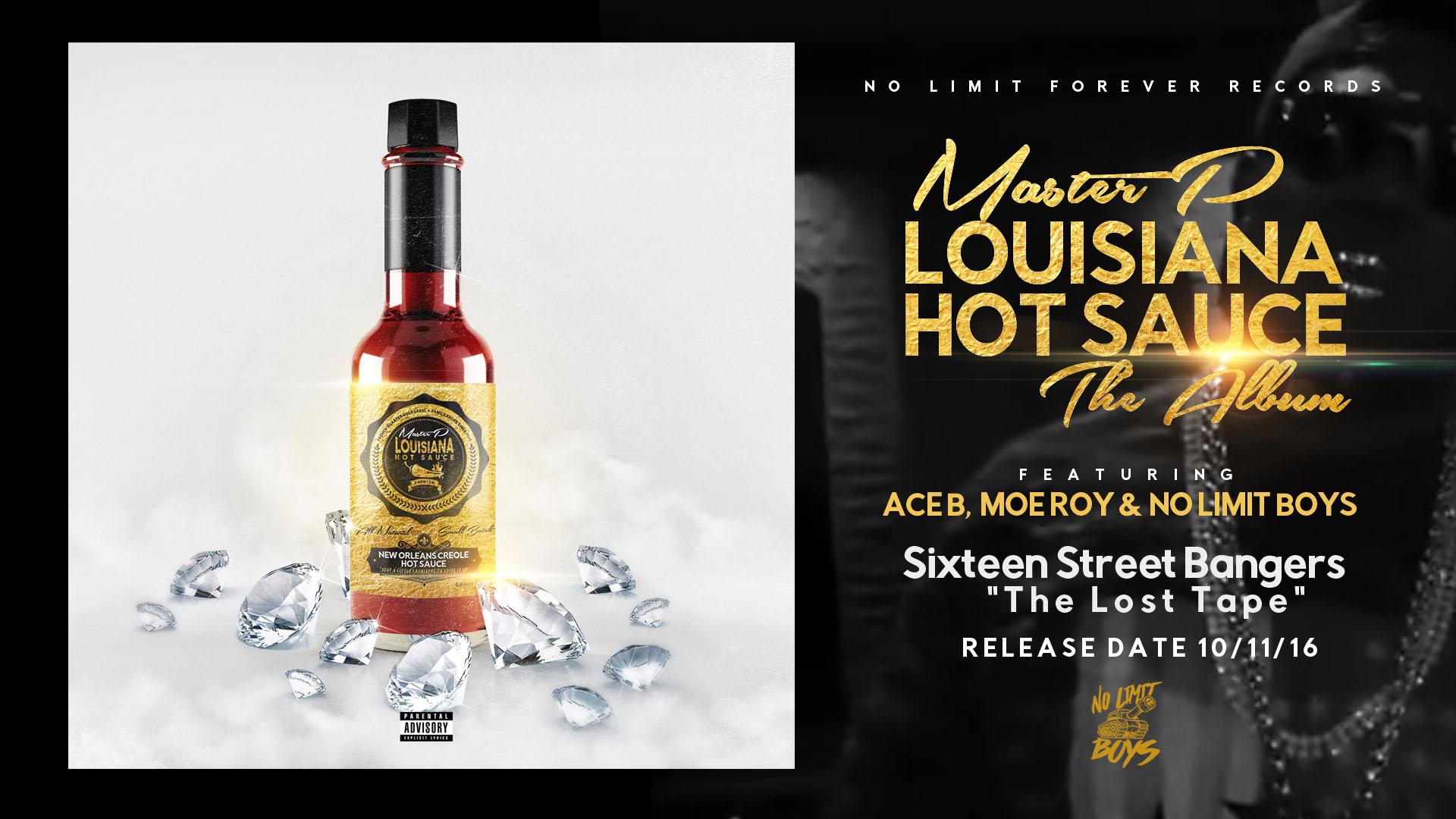 """MASTER P NEW ALBUM """"LOUISIANA HOT SAUCE"""" Album Cover Art ..."""