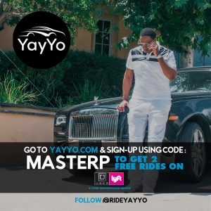 Get 2 Free Rides on Uber, Lyft and More with MASTER P & YAYYO.COM