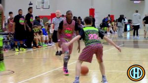 HERCY MILLER HAS CRAZY BALL HANDLES THE NEXT RISING STAR