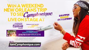 "CYMPHONIQUE ""DRIPPIN"" DANCE CHALLENGE"