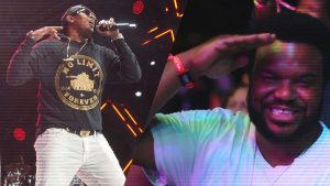 MASTER P ROCKS ESSENCE AT THE SUPERDOME GETS STARS AND FANS BOUT IT BOUT IT
