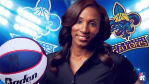 MASTER P NEW ORLEANS GATORS SIGNS BASKETBALL HALL OF FAMER LISA LESLIE TO COACH