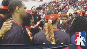 MASTER P'S GMGB CO-ED PROFESSIONAL BASKETBALL LEAGUE MAKES HISTORY