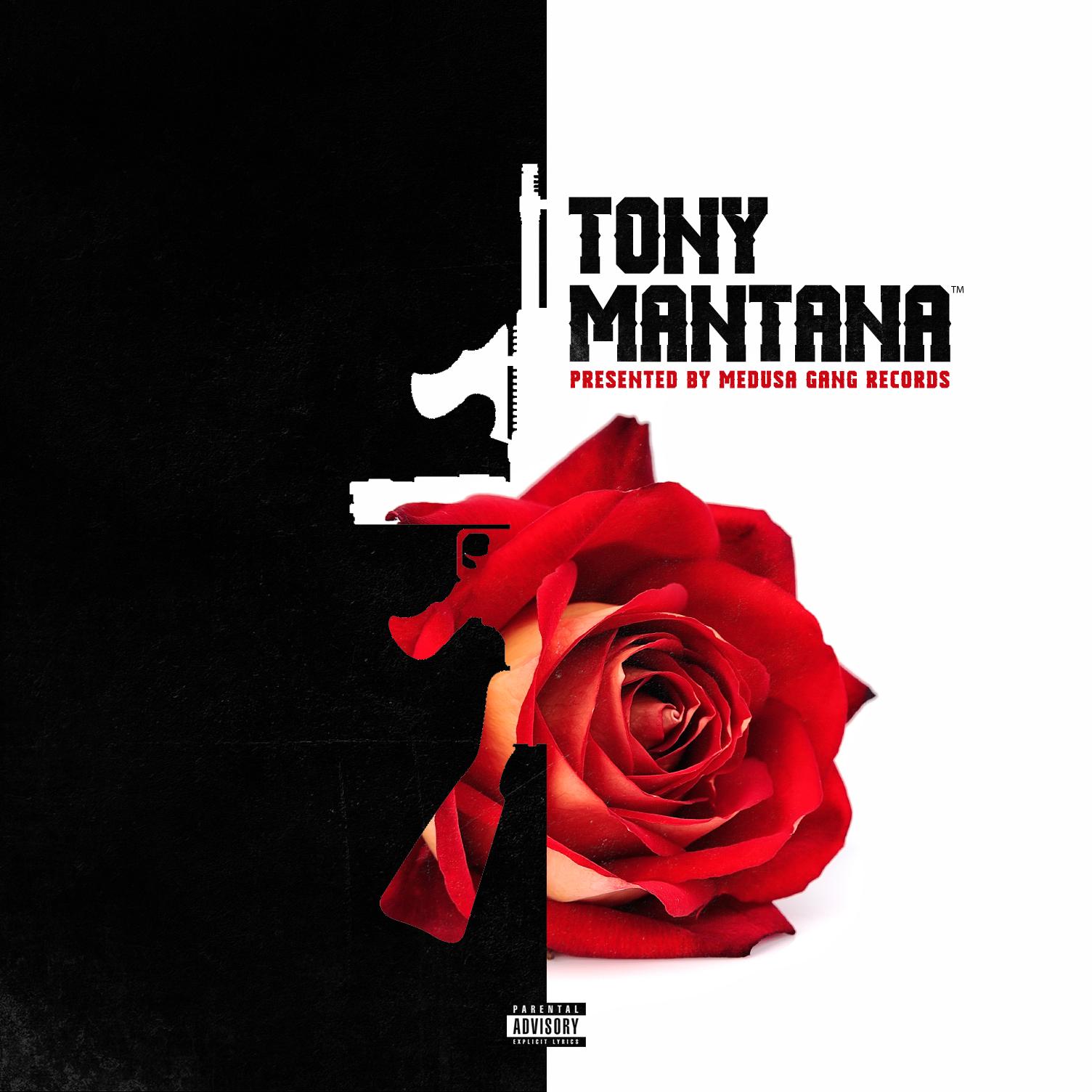 Tony_Mantana_MedusaGang_cover