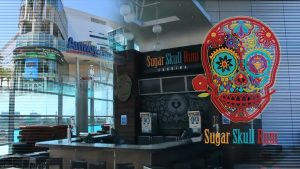 SUGAR SKULL RUM LANDING BAR IS OPEN FOR BUSINESS AT THE ORLANDO MAGIC FACILITY