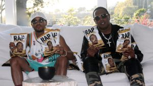 "MASTER P AND ROMEO: ""WE HAVE THE BEST TASTING CHIPS, RAP SNACKS"""