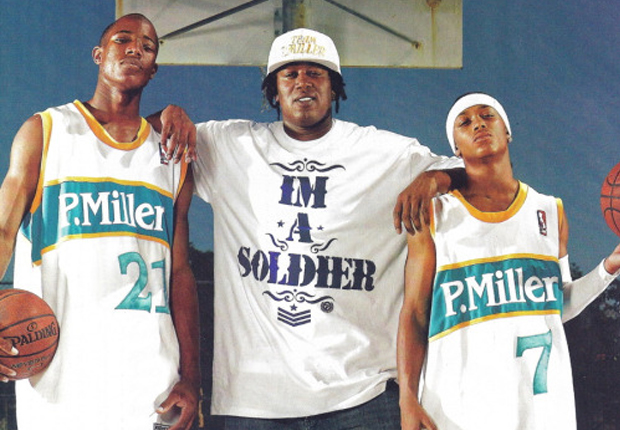 0481ceacfbd MASTER P P.MILLER BALLERS RETURNS TO AAU BASKETBALL THE SAME TEAM ...