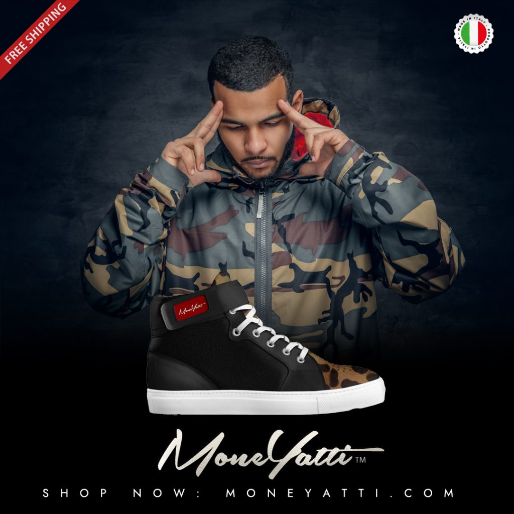 Founded By Master P, Moneyatti Luxury Sneakers Has Already