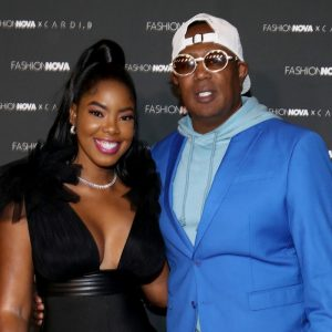 """I Got The Hook Up 2"" Stars Master P and JuJu attended FashionNova Event."