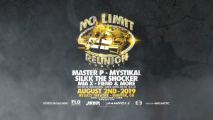 NO LIMIT REUNION TOUR COMING TO DENVER COLORADO AUG 2ND 2019