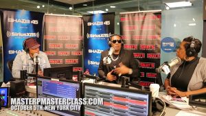 Master P Masterclass Knowledge is Money, Oct 5th New York, Join the Movement