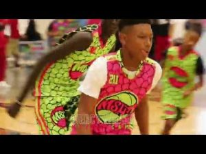 MASTER P'S YOUNGEST SON 8TH GRADER MERCY MILLER WAS BORN TO BALL AND REALLY HAS GAME