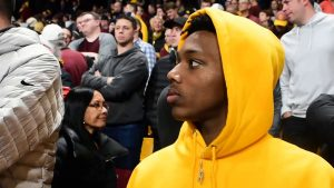 Hercy Miller takes unofficial Visit to University of Minnesota.