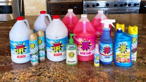 MASTER P'S SONS HERCY AND MERCY HOUSEHOLD CLEANING SUPPLIES AND SANITIZING TOILETRIES BUSINESS IS BOOMING