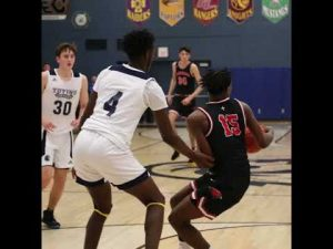 Top backcourt in High School basketball Jalen Suggs and Hercy Miller Minnehaha 2020