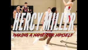 HERCY MILLER MAKING A NAME FOR HIMSELF! #MILLERGANG