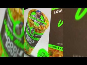 Master P Corporate Trapping Rap Noodles Available at 7-11 and SaveAlot Stores