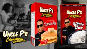MASTER P'S UNCLE P'S RICE COMPANY IS OPENING THE DOORS FOR REAL MINORITY-OWNED BRANDS IN THE FOOD BUSINESS