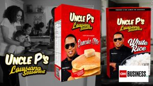 Master P introduces a new Black-owned food brand to replace Aunt Jemima and Uncle Ben's – CNN