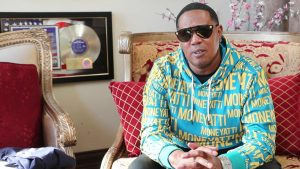 "MASTER P SAYS ""FAILURE IS PART OF THE PROCESS TO BE SUCCESSFUL"""