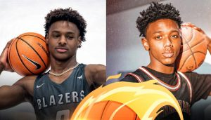 THE GREATEST High School top rivalry and rematch for 2021 – Hercy Miller and Bronny James
