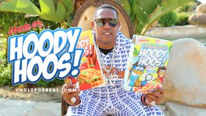 MASTER P IS TAKING THE GROCERY STORES BY STORM WITH UNCLE P'S HOODY