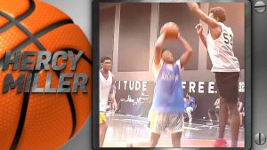 Hercy Miller showed the world why he's one of the top PGs