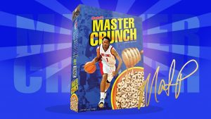 Master P Master Crunch Cereal Hits Stores Black History Month February 2021