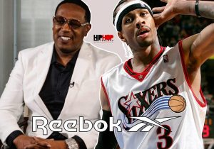 """MASTER P PROMISES TO GIVE ALLEN IVERSON HIS FLOWERS WHEN HE TAKES OVER REEBOK """"A.I WILL BE TAKING CARE OF"""""""