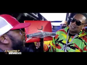 MASTER P REVIEWS SHOW IS ALL ABOUT HELPING SMALL BUSINESS  PROMOTE THEIR PRODUCT