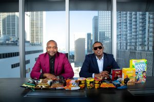 """MASTER P AND JAMES LINDSEY LEAD AN INITIATIVE """"BE THE CHANGE"""" HELPING GET MINORITY-OWNED PRODUCTS INTO H.E.B. GROCERY CHAIN STORES"""