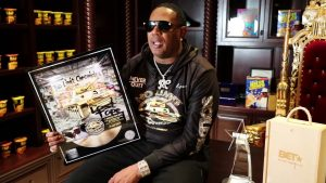 Master P No Limit Chronicles is up for #1 Documentary