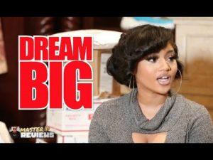 MASTER P SAYS DREAM BIG