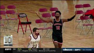 SPORTS CENTER ESPN TOP 10 PLAYS HERCY MILLER
