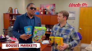 """Uncle P's and Minority Owned Brands Going to Rousey's Market """"Building Economic Empowerment"""""""