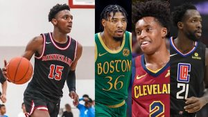"""Espn's Woodyard Compares High School Standout """"Hercy Miller"""" to NBA's Top Guards."""