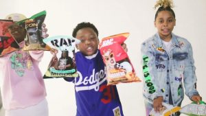 "Master P Superstar Group YGK New Single ""RAP SNACKS"""