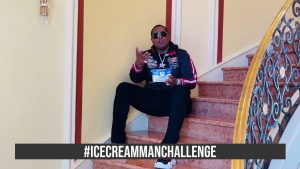 TAKE THE ICE CREAM MAN CHALLENGE NOW!