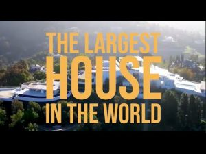MASTER P REVIEWS THE MOST EXPENSIVE AND BIGGEST HOUSE IN THE WORLD